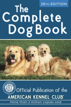 AKC Complete Dog Book